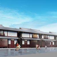 新築で京町家を分譲