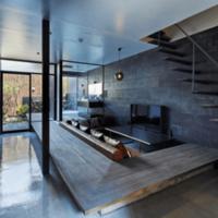 京町家2棟を宿泊施設に改修し、ゲストハウスを開業