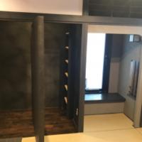 リーガル不動産とドリル、特区民泊の新築竣工