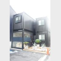 チャオラ、コンテナ建築のホテル建設