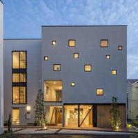 1階の半店舗住宅がコミュニティー形成|ビーフンデザイン/プラグ建築研究所