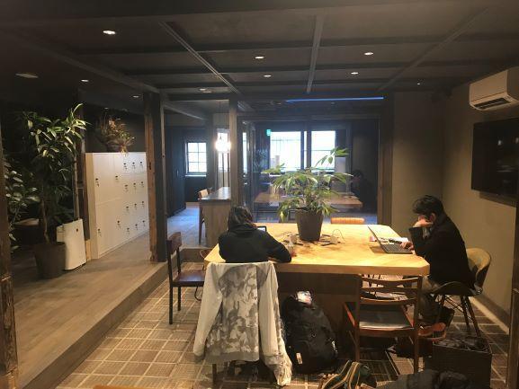 元遊郭建築の複合施設開業