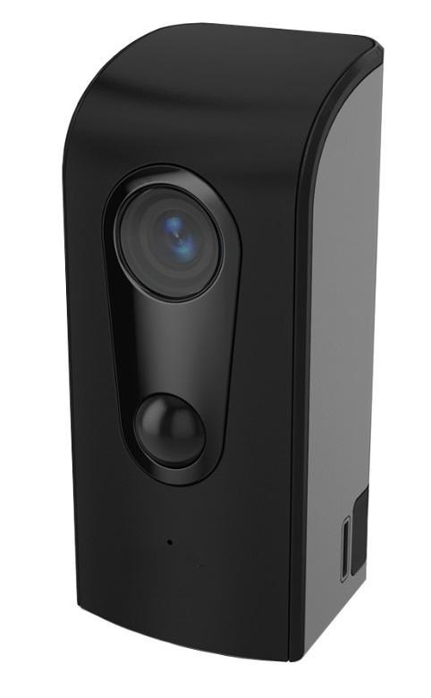 配線工事不要の防犯カメラ