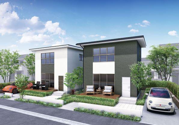 フィット、狭小地の戸建て賃貸住宅を開発