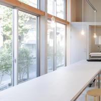 共有キッチンで入居者交流促す|architecture WORKSHOP