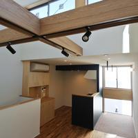 天井高3.5m以上の開放感で満室|スピーク