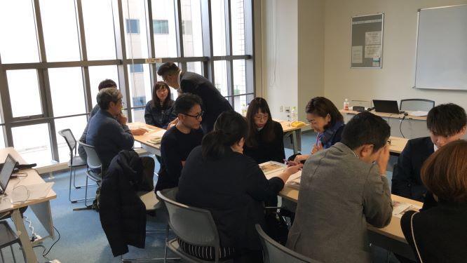 北海道で2級講座を開催