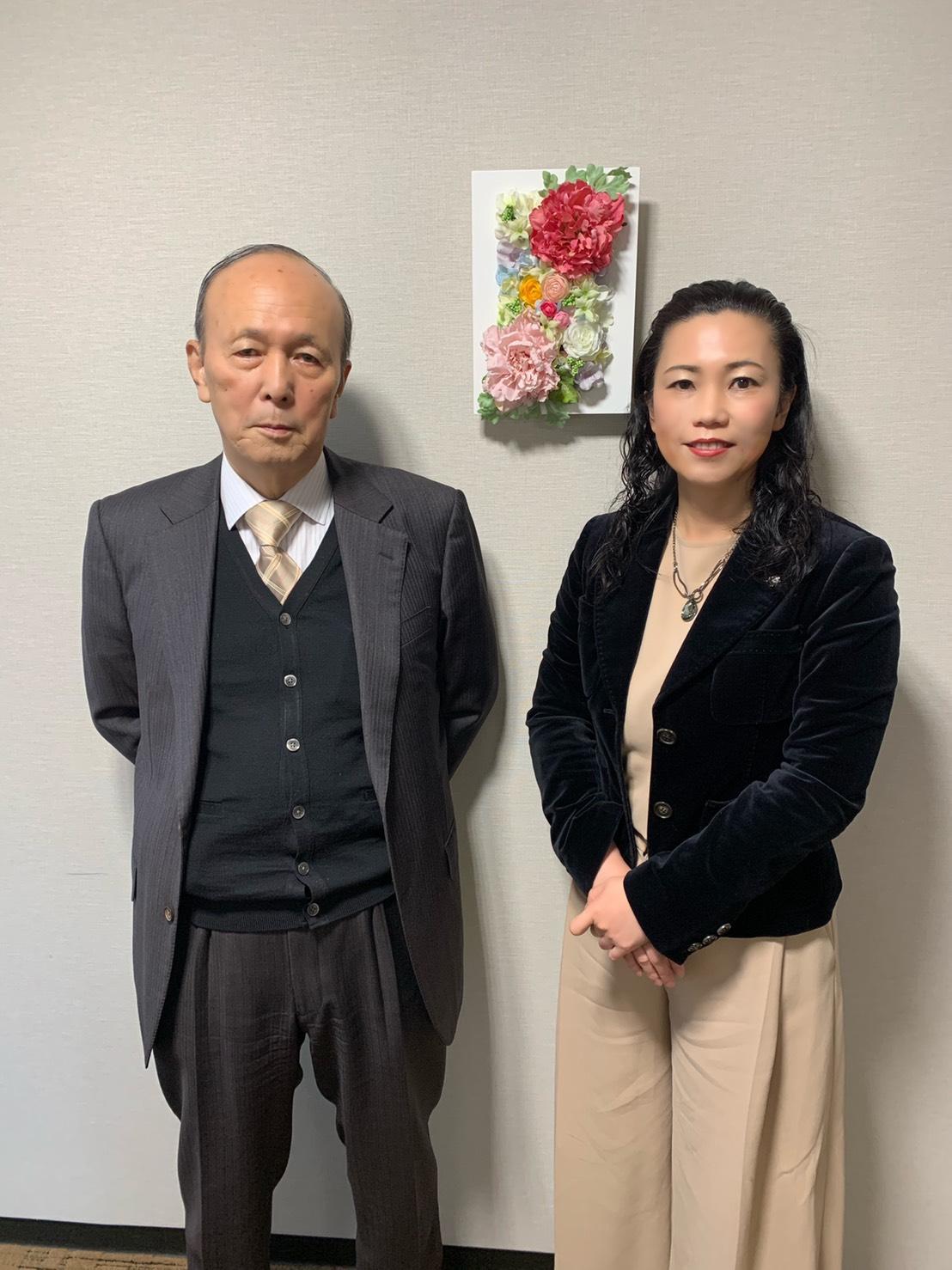 企業研究vol.045 杉源嗣 会長、中川あゆみ 社長