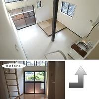 成斗工務店、10.5畳のワンルームに改修