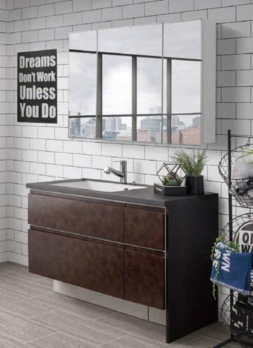 台 洗面 アイカ 工業