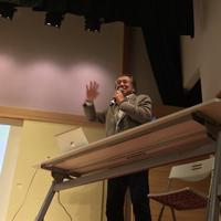 沢オーナー、全日本不動産協会兵庫県本部開催の寄席で登壇