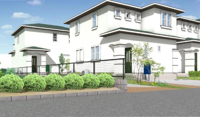 三井ホーム、春日市で戸建て賃貸が完成