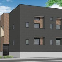 ルーミックス、初の自社開発アパート完成