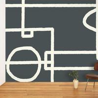 野原ホールディングス、「線」をテーマにした壁紙発売