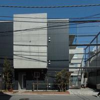 Noase Shimoigusa、ガラス多用し開放感ある明るい空間演出