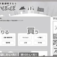 愛知宅建、不動産流通サイト開設