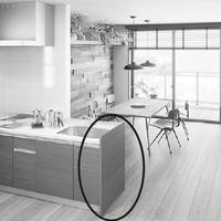 パナソニックAWエンジニアリング、賃貸住宅向け対面キッチン発売