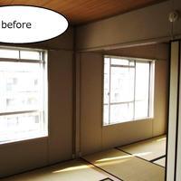 大阪府住宅供給公社、2戸つなげ広さ90㎡を確保
