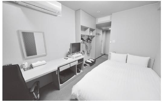 共立メンテナンス、ホテル・寮を3000室提供