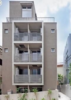 元代々木flat(フラット)、外断熱で相場より家賃8000円高実現