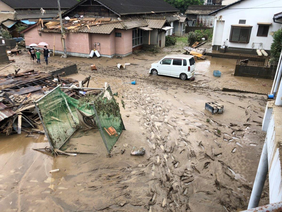 令和2年7月豪雨、「管理物件の半数で被害」の嘆き