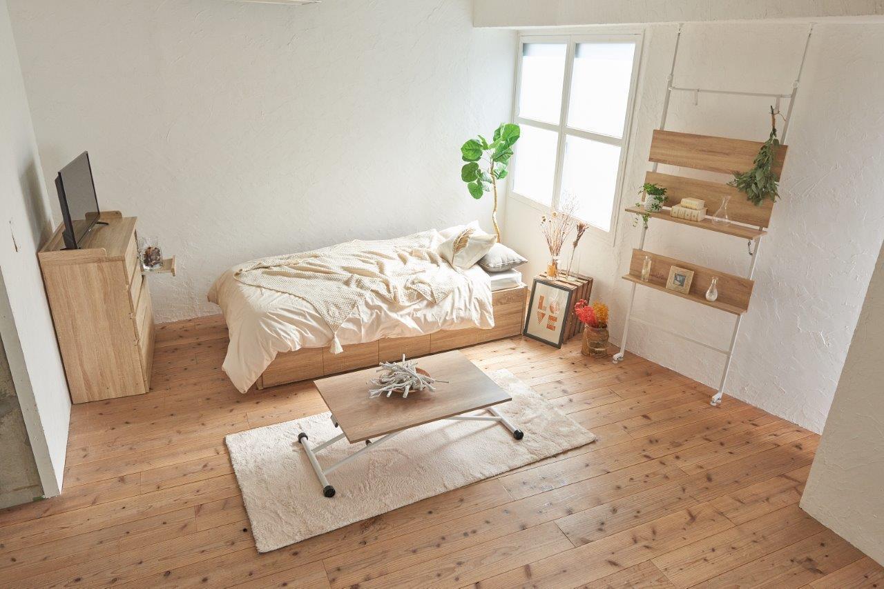 サークランド、家具家電レンタル開始