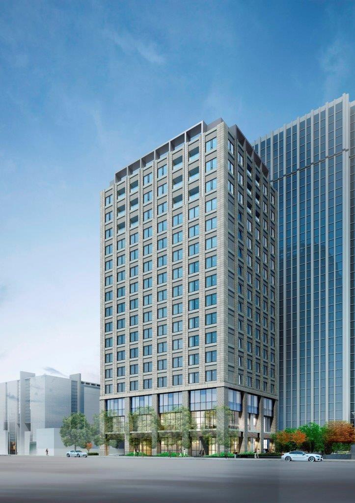 関電不動産開発、ホテル複合の賃貸物件竣工