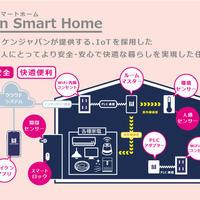 アイケンジャパン、賃貸住宅のIoT化を実現