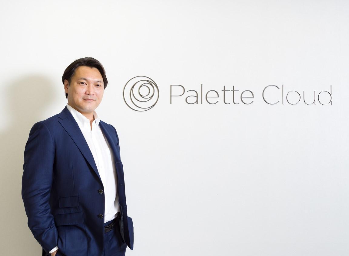 企業研究vol.079 パレットクラウド 梶谷 勉 社長【トップインタビュー】