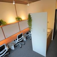 いろは、入居者専用オフィス付きアパート完成