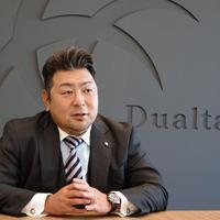 【トップ取材】デュアルタップ、不動産管理事業の利益貢献度上昇
