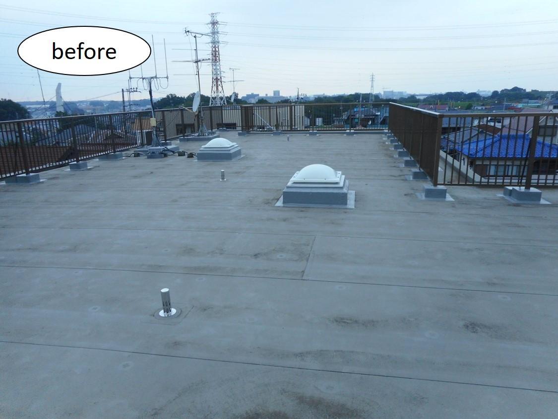 Conspirito、専有屋上にドッグラン設置