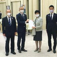 日本賃貸住宅管理協会東京都支部、東京都とみなし仮設提供で協定締結