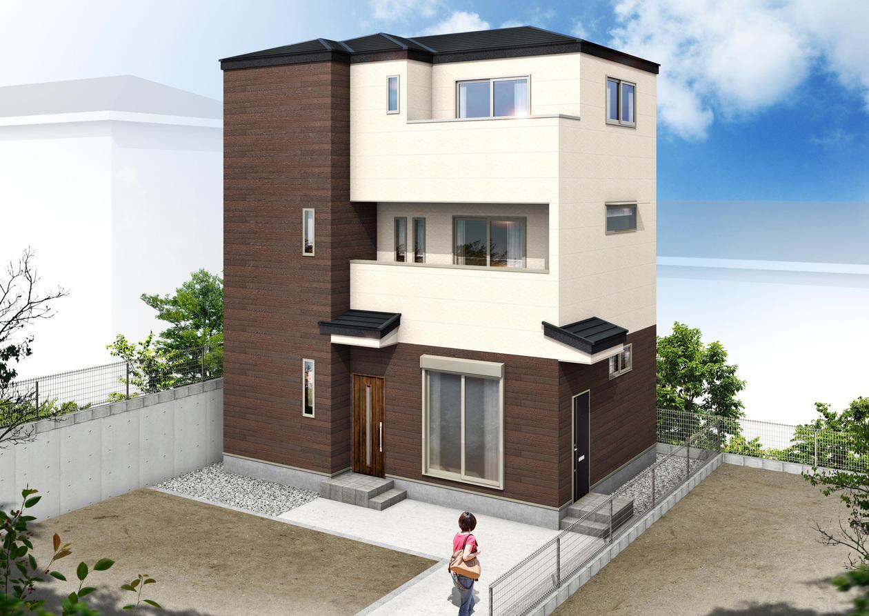 フロンティアハウス、猫共生の賃貸併用住宅を開発