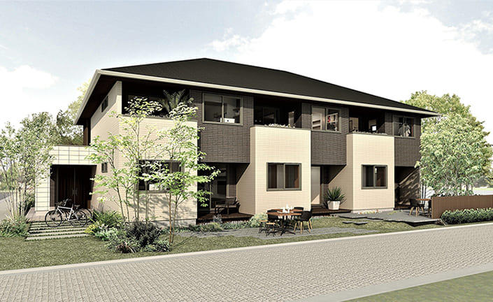 ミサワホーム、在宅勤務対応型の賃貸新商品
