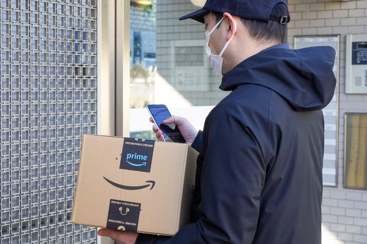 オートロックマンションで置き配可能にAmazon、ヤマト運輸と連携