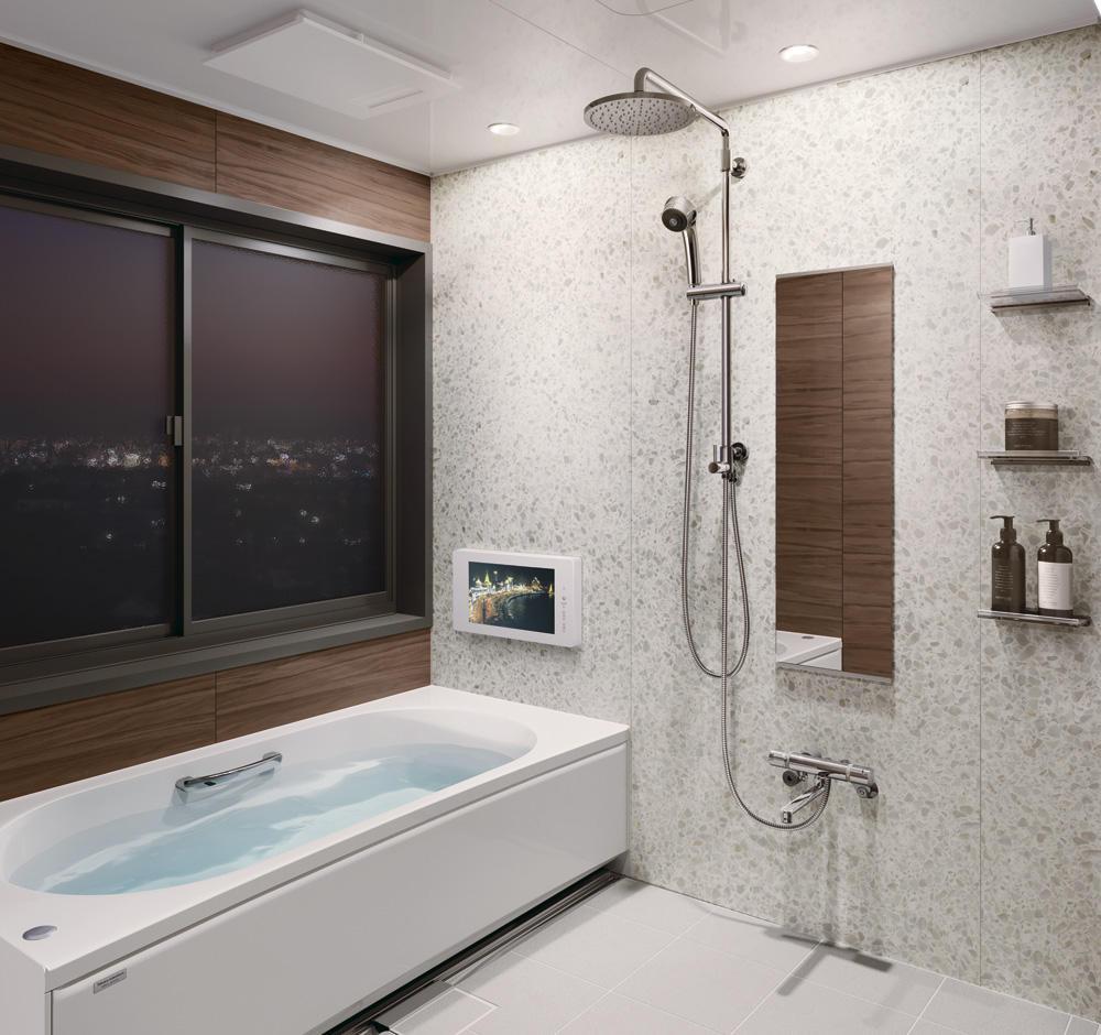 賃貸住宅の浴室特集②