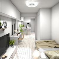 タスキ、家具家電付IoT賃貸第1弾を竣工