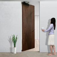 神谷コーポレーション湘南、家庭用自動ドア開発