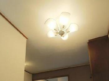 照明器具の写真