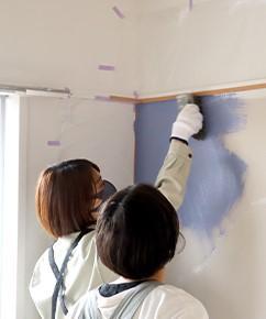大阪府住宅供給公社、レクチャー付きDIY住戸を展開