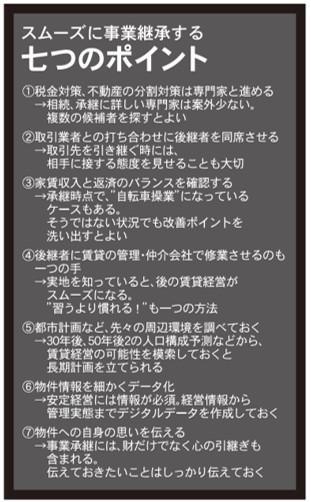 家主業の事業承継を経験者オーナーが語る② 後編