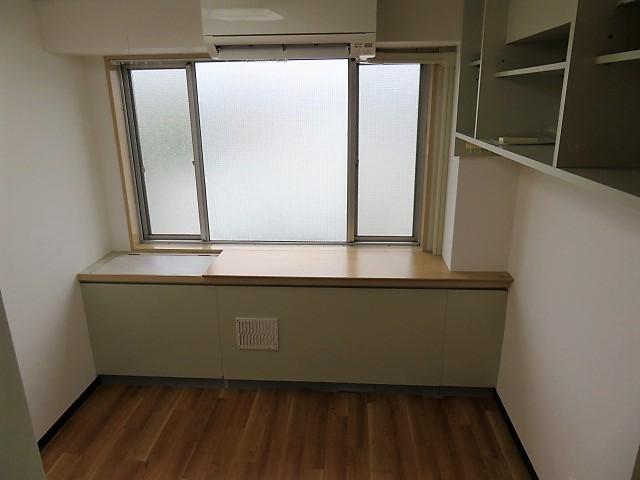アムネッツ、空室2部屋を1戸へ改修