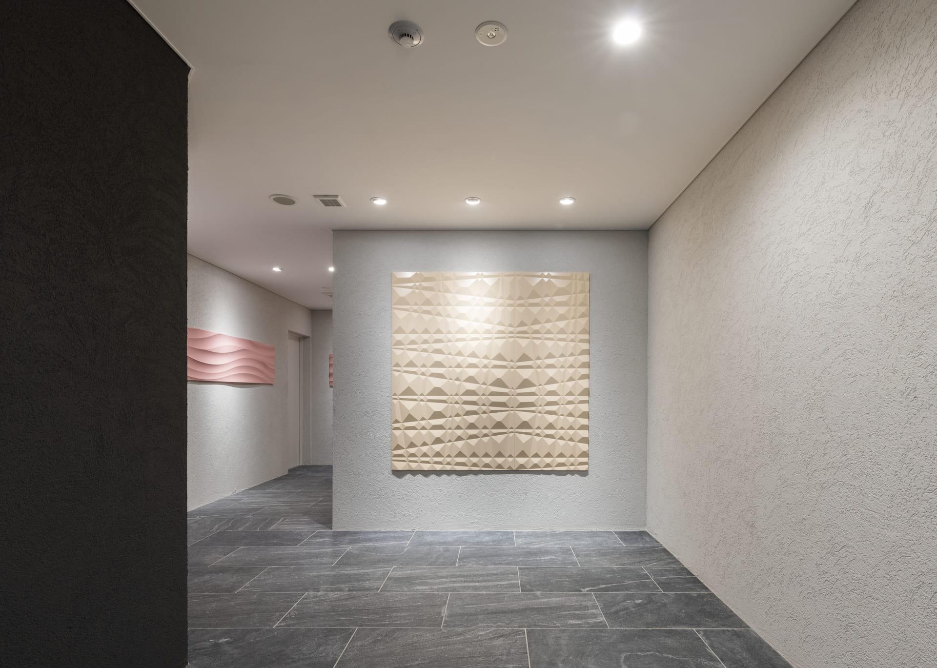 大京、デザイナー起用の賃貸住宅2棟竣工