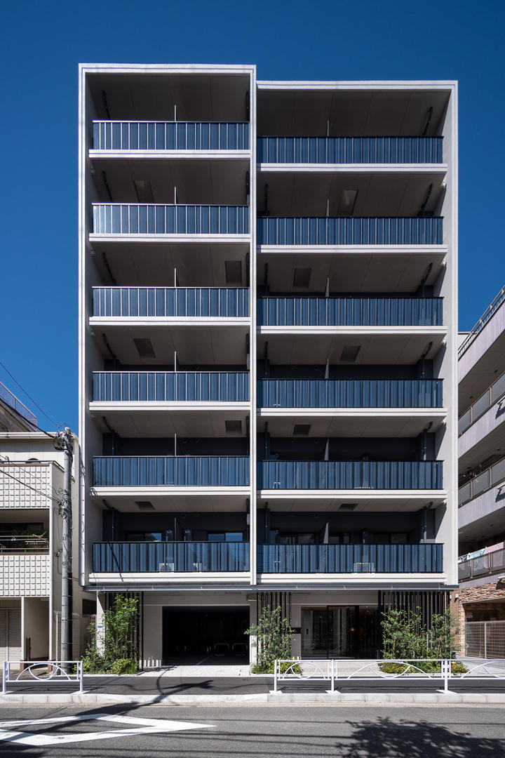 大京、カフェラウンジ設置した賃貸マンションを竣工
