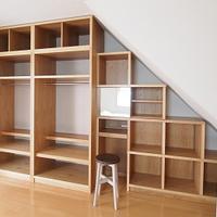 オーダーメイド家具でデットスペースを活用