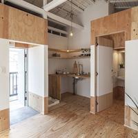 築44年木造を再生し近隣RC造より家賃1万円アップ