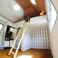 50万円で北欧風の部屋に改修