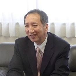 岡田光雄 理事長