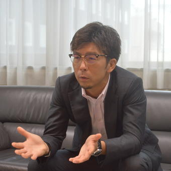 小山 友宏 社長